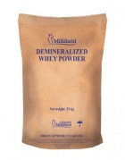 Demineralised whey powder